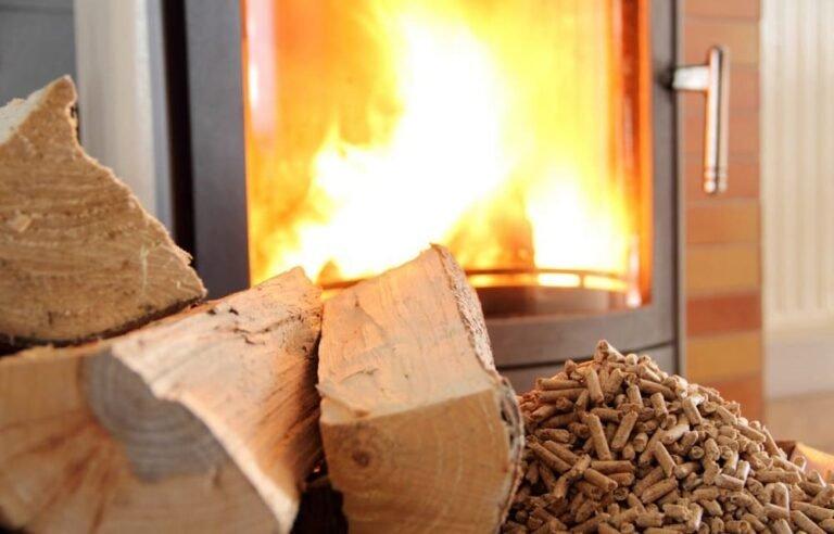 Stufa a pellet vs stufa a legna