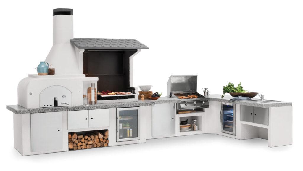 Cucine da esterno Francesconi 78