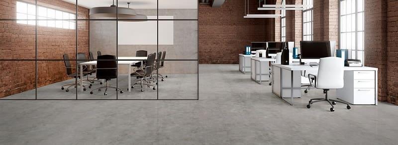 pavimento vinilico lvt per ufficio